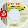 Vicious Irie - Pon De Alert (Capricorn)