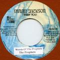 Prophets - Words Of The Prophets (Vivian Jackson-Re)