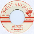Al Campbell - No Entry