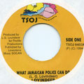 Lovindeer - What Jamaican Police Can Do