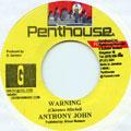 Anthony John - Warning (Penthouse)