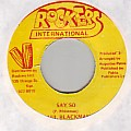 Paul Blackman (Whiteman) - Say So