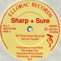 Sharp + Sure - As Time Goes By