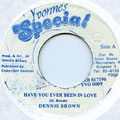 Dennis Brown - Have You Ever Been In Love