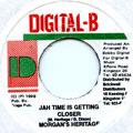 Morgan Heritage - Jah Time Is Getting Closer (Digital B)