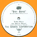 Simon Bogle, Ghetto Priest; Groove Cor - Dry Bone Groove Corporation Remix