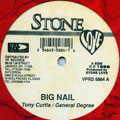 Tony Curtis, General Degree - Big Nail