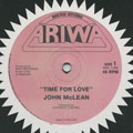John Mclean - Time For Love