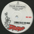 Richie Stephens - Coming Back For More