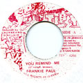 Frankie Paul - You Remind Me
