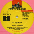 Brian & Tony Gold - By Your Side; Version (Penthouse UK)