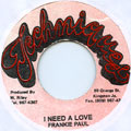 Frankie Paul - I Need A Love