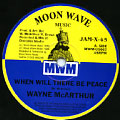 Wayne McArthur - When Will There Be Peace