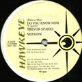 Trevor Sparks - Do You Know Now (Dance Mix); Version
