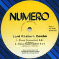 Lord Rhaburn Combo - Disco Connection; Disco Reconnection