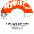 Inge Larsen, I Roy - It May Sound Silly (Remix)