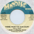 MBV, Mudies All Stars - Theme From The Gun Court