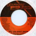 Don Ricardo - Bet You Don't Know (Harmony House)