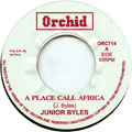 Junior Byles - A Place Called Africa