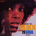 Various - Black Is Soul #2: Pama Singles Collection