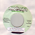 Maxi Priest, Beres Hammond, Brian & Tony Gold - All We Need Is Love