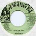 Wayne Smith - Jah Is Our Light (Ranking Joe US)