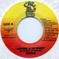 Sizzla - Loving & Up Right (Calibud)