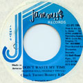 Chuck Turner, Bounty Killer - Don't Waste My Time (Jammys)