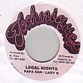 Papa San, Lady G - Legal Rights