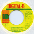 Shabba Ranks - Teach The Youth The Right Thing (Digital B)