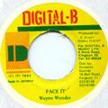 Wayne Wonder - Face It (Digital B)