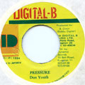 Don Youth (Don Yute) - Pressure (Digital B)