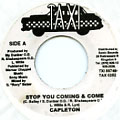 Capleton - Stop You Coming & Come (Taxi)