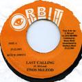 Enos McLeod - Last Calling (Orbit)
