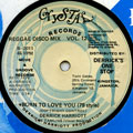 Derrick Harriott - Born To Love You