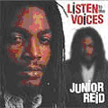 Junior Reid - Listen To The Voices (RASCD 3200)