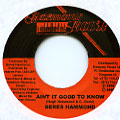 Beres Hammond - Ain't It Good To Know