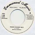 Reggae George - Three Wicked Men