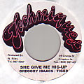 Tiger, Gregory Isaacs - She Give Me Hic-Up