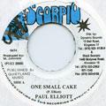 Paul Elliott - One Small Cake (Black Scorpio)