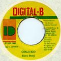 Risto Benjie - Girls Kid (Digital B)