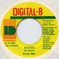 Powerman - Statue (Digital B)
