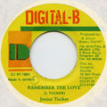 Junior Tucker - Remember The Love (Digital B)