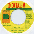 Chevelle Franklyn, Daddy Screw - Action (Digital B)