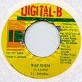 Lt Stitchie - Wap Them (Digital B)