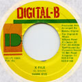 Hawkeye - X File (Digital B)