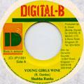 Shabba Ranks - Young Girls Wine