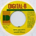 General Degree - More And More (Digital B)