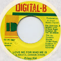 Frisco Kid - Love Me For Who Me Is (Digital B)
