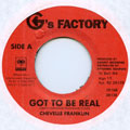 Chevelle Franklyn - Got To Be Real